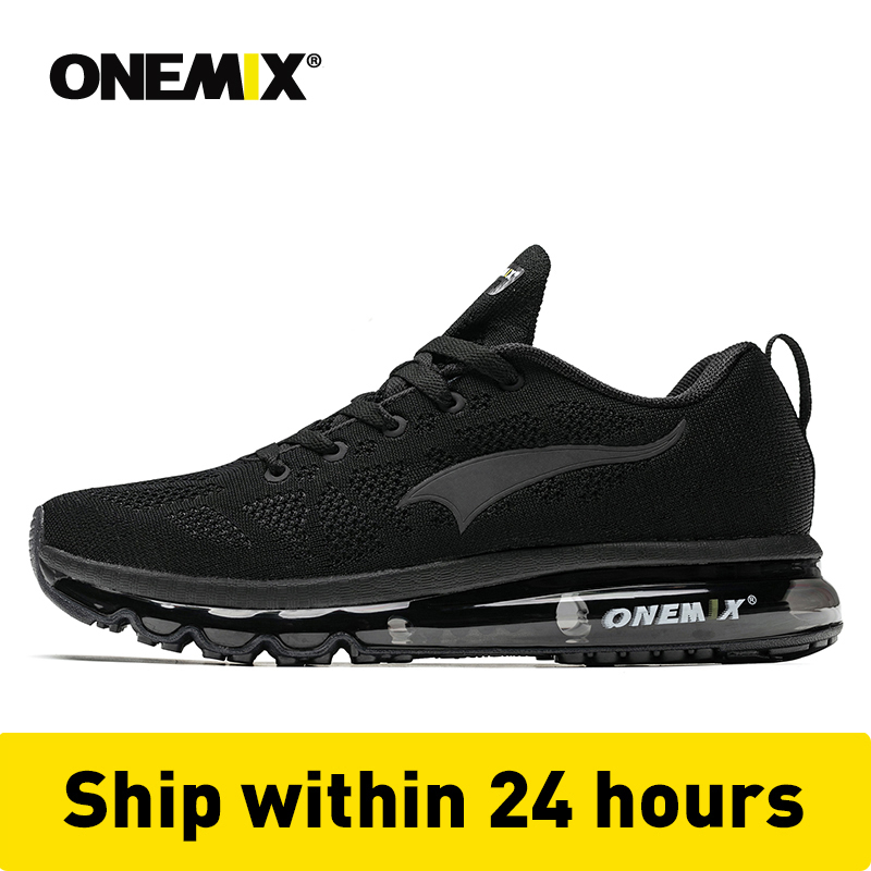 ONEMIX 2020 Men Running Shoes Light Women Sneakers Soft Breathable Mesh Deodorant Insole Outdoor Athletic Walking Jogging Shoes