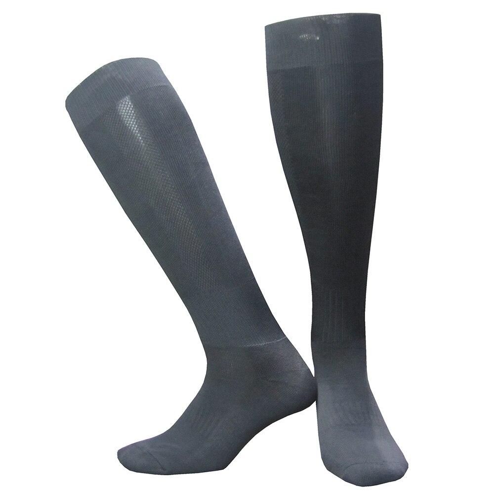 CTM005黑色毛巾底足球袜 副本