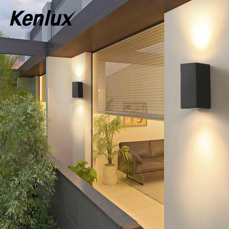 luz led de parede externa iluminacao para 04