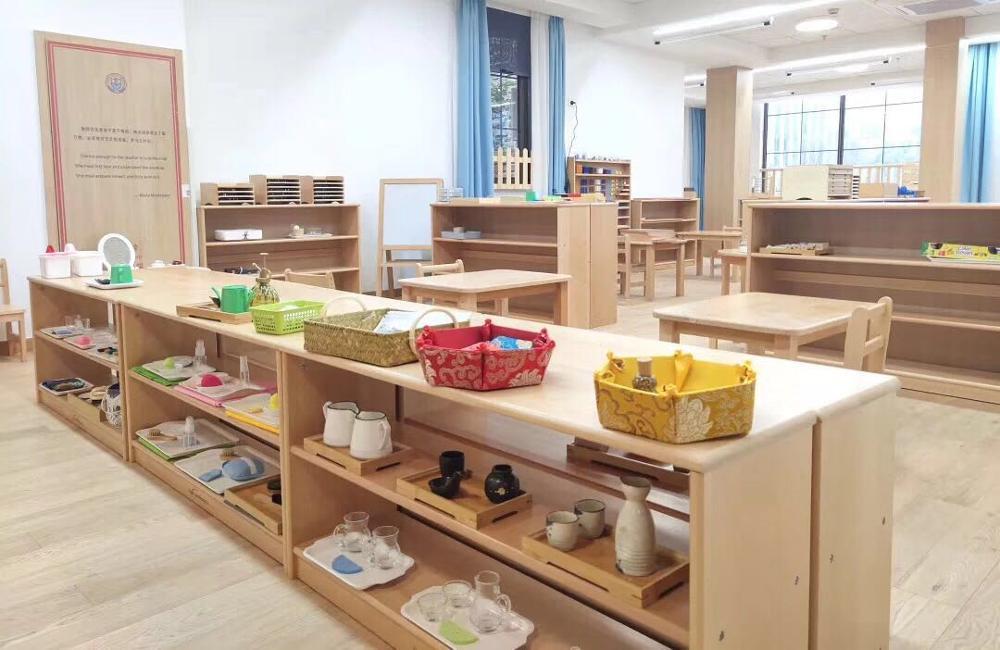 Paquete de materiales Montessori para CASA de clase Nido IC, compra a granel - 3
