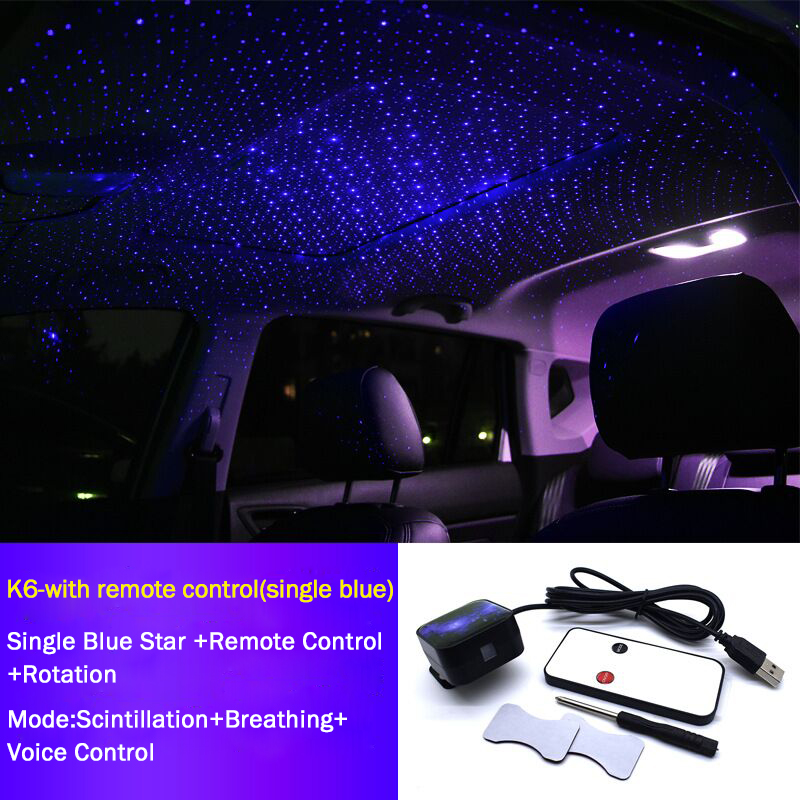 Car Interior LED Ambient Light Home Ceiling Decor Lamp for GS300 NX300 GX460 GS400 GS430 ES250 NX200 Car Styling Accessories