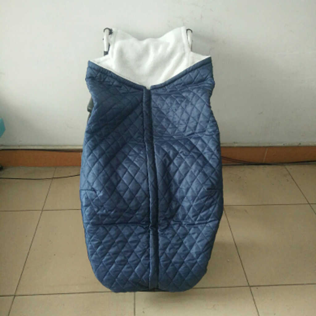 רוכסן כיסא גלגלים Cosies חם כיסוי שמיכת שק שינה לזקן חולים גוף תחתון רגליים רגליים Windproof הגנת