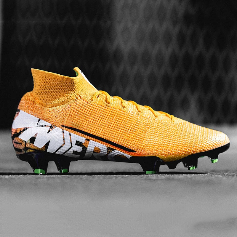 free shipping Assassin XIII Elite football boots men sneakers soccer <font><b>shoes</b></font> training cleats football <font><b>shoes</b></font> soccer soccer boots image