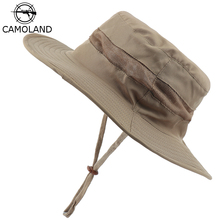 Sun-Hat Uv-Protection Foldable Breathable UPF50 Womens Summer for Mesh Boonie Outdoor