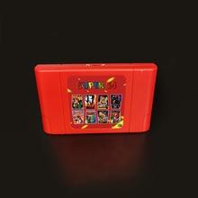 Nouvelle Super 64 carte de jeu rétro 340 en 1 cartouche de jeu pour Console de jeu vidéo N64