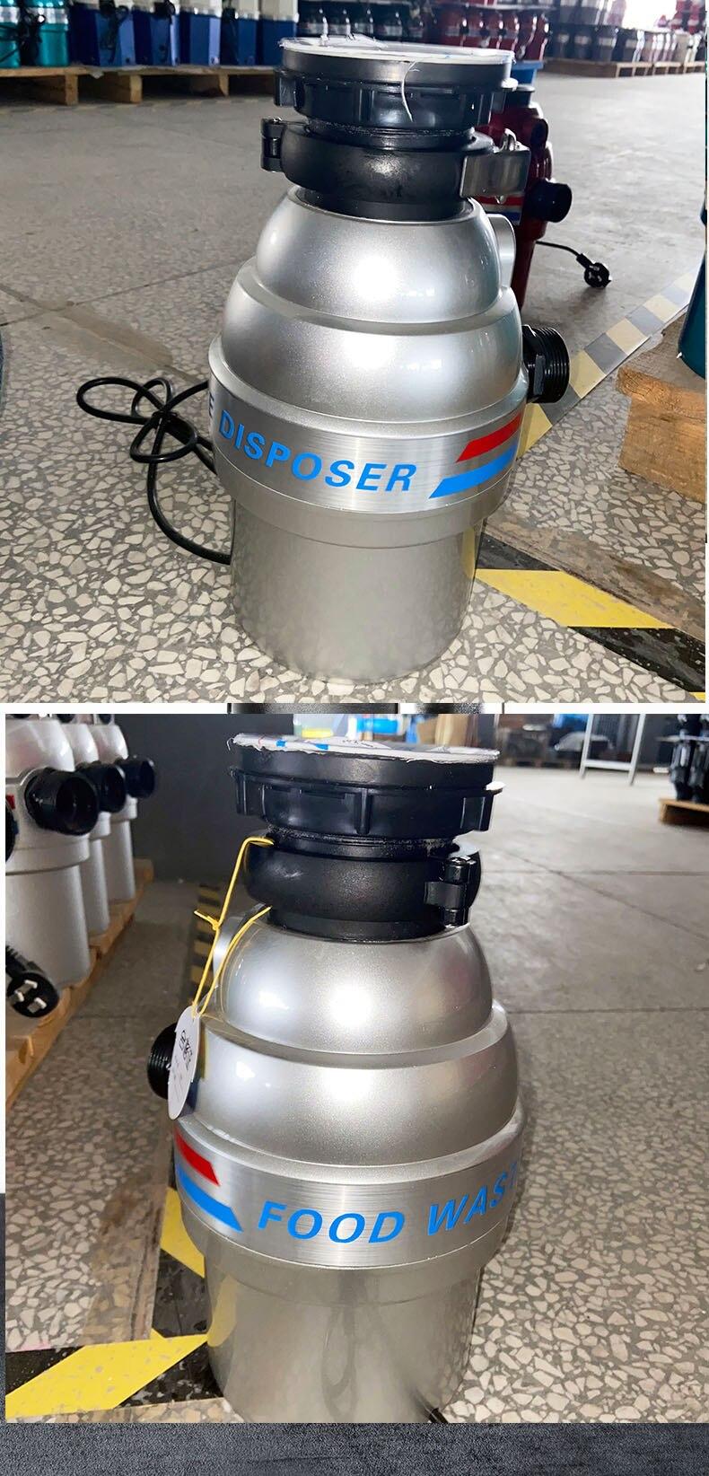OEM ODM ручная пресс-форма для Кухня отходов Смарт Приспособления Кухня шэнбэнь бака для мусора, форма Чан для Шредера, обработчик пищевых отходов 2