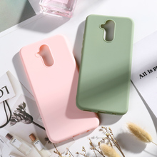 Cute Candy Case For Huawei Mate 20 Lite / Pro Mate20 Silicone Soft Colorful Matte TPU Phone Shell Cover