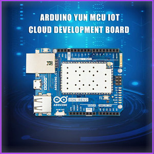 Плата разработки для Arduino Yun MCU IoT Cloud, система OpenWrt, маршрутизатор