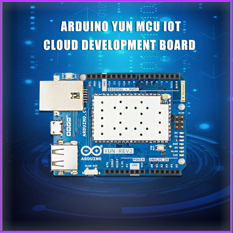 Для Arduino Yun MCU IoT Cloud Development Board OpenWrt System Router