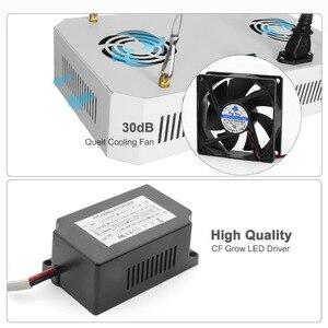 Image 5 - Led cresce a luz cidadão CLU048 1212 cob 300w 600 900 espectro completo de efeito estufa hidroponia planta crescente luz substituir lâmpada hps