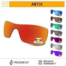 Bwake поляризационные сменные линзы для-Oakley Antix солнцезащитные очки оправа - несколько варианты