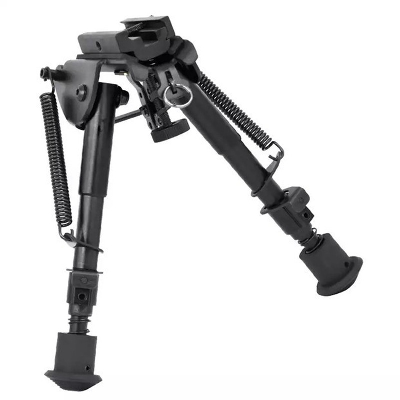 Tactical Support bipod carbon fiber material 6~9 Inch Tripod Joint Camera Converter CS Toys Electric Water Bullet Telescopic Foo
