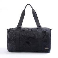 Head Porter Travel Bags Men Women Fashion High Quality Nylon Head Porter Travel Bag Japanese 44/25/25cm