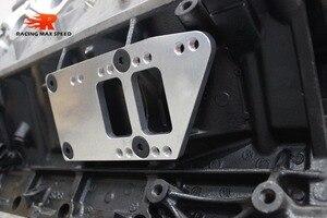Image 5 - LS محرك يتصاعد البليت الألومنيوم LS مجموعة مقايضة LS محول لوحات عدة LS2 LS3 LS6 لتحويل Chevelle كامارو نوفا