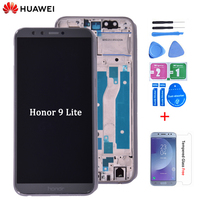 Display original para huawei honor 9 lite tela de toque lcd para huawei honor 9 lite display lcd com quadro digitador LLD-L31