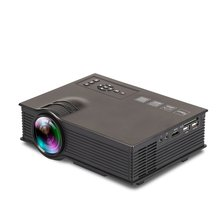 UC40+ Multimedia Projector HD LED Media Player Smart Home Cinema Theater Office
