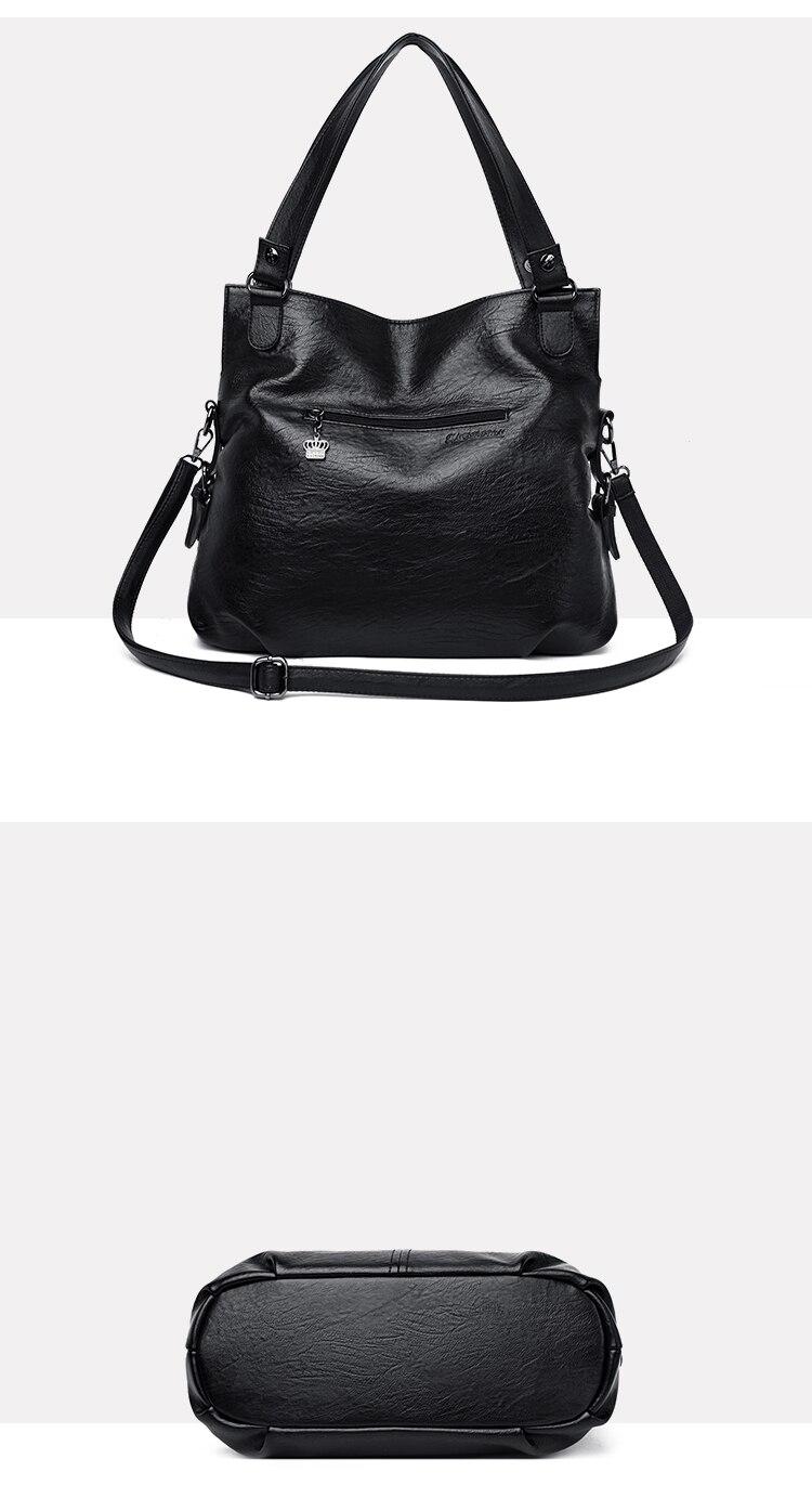 2019 nova moda feminina bolsas de couro