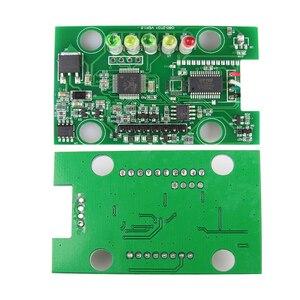 Image 2 - ELM327 – outil de Diagnostic automatique de voiture, Scanner avec Interface USB, prise OBD2/OBDII, 327 V 1.5, puce FT232RL, ELM327 V1.5