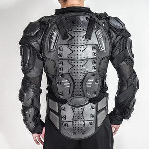 Image 4 - Motorrad Schutz Rüstung Jacken Brust Zurück Schutz Getriebe Motocross Ski Skateboard Snowboard Sicherheit Jacke Körper Protector