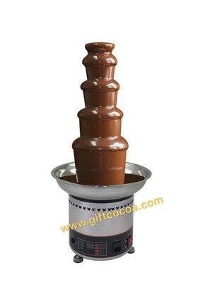 Цифровой дисплей D20099 шоколадный фонтан машина водопад коммерческий фруктовый струнный шоколадный фонтан машина