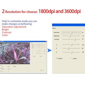 Image 5 - 17.9 메가 픽셀 드라이버 무료 USB 35mm 네거티브 필름 스캐너 135 슬라이드 및 필름 변환기 17.9 MP135 필름 스캐너 사진 스캐너