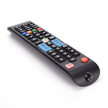 New AA59-00582A LCD TV REMOTE CONTROL FOR SAMSUNG LCD LED Smart TV 228 x 45mm(China)