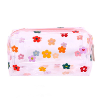 Women's Cosmetic Bag Packing Cubes Make Up Case Women Travel Toiletry Storage Bag Organizer Girl Large Capacity Luggage Package