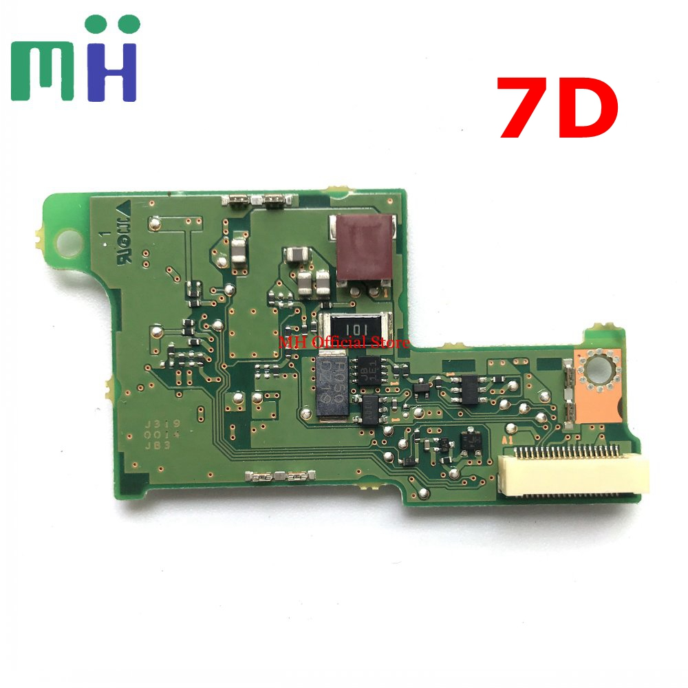 For Canon 7D Power Board DC DC PCB Camera Replacement Unit Repair Parts-in Circuits from Consumer Electronics    1
