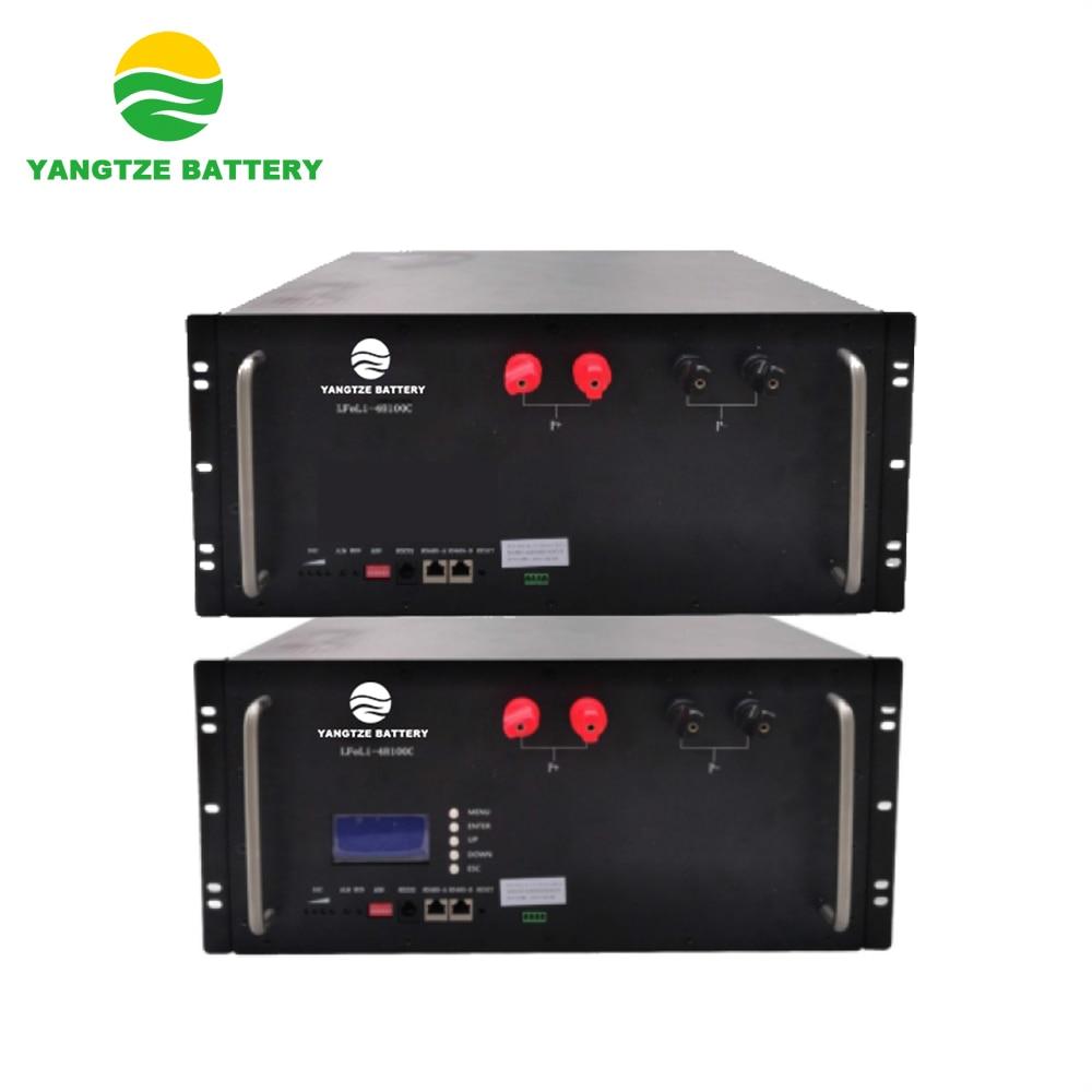 Yangtze Lifepo4 48v 100ah 200ah 300ah Battery