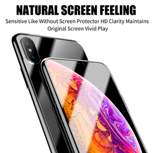 Image 2 - Front+Back Full Screen Protector TPU Film For iPhone XR XS Max X 8 7 6 6s Plus Hydrogel Film For iPhone 12 11 Pro Max mini Film
