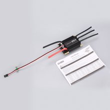 Flycolor 70A 50A  90A 120A 150A Brushless ESC Speed Control Support 2-6S Lipo BEC 5.5V/5A for RC Boat F21267/71 hobbywing ubec 10a external bec dc stabilization support 2 6s lipo battery for rc models