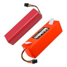 1pc li ion 18650 battery for XIAOMI ROBOROCK Vacuum Cleaner S50 S51 T4 T6 mi robot Vacuum Cleaner accessories