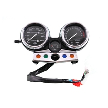 CB 400SF Motorcycle For Honda CB400 CB400SF MC31 Motorcycle Meter Speedometer Tachometer Gauges Cluster instrument assembly motorcycle tachometer odometer instrument speedometer gauge cluster meter for yamaha xjr1300 xjr 1300 1989 1997