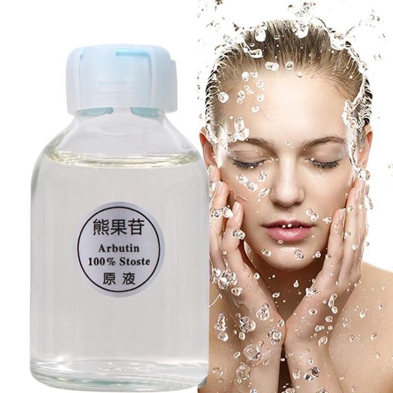 Арбутин для осветления кожи жидкость для удаления хлоазмы осветляющая сыворотка отбеливающий крем с койевой Кислотой уход за кожей