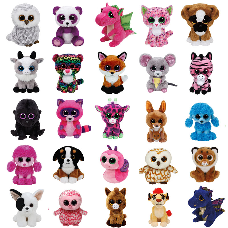 15cm PLUSH TOY Yago Owen Owl SPACE X Tremor Dinosaur Bat Bunny Sheep Mouse Platypus Unicorn Dinosaur Alpaca  Koala Chihuahua