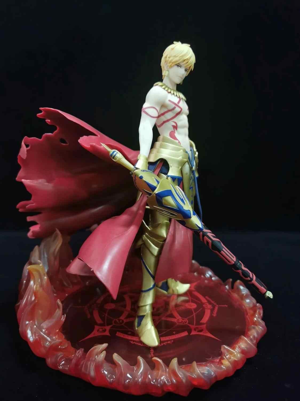 Fate//Grand Order Fate Fgo Hero Gilgamesh Toy New PVC Anime Figuren Figur NB