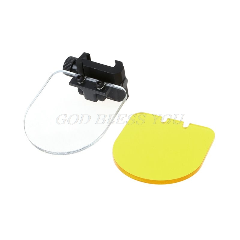 20mm Goggles Protector Rifle Airsoft Lens Guard Sight Scope Outdoor Tactical Tackle Holographic Glasses Eyes Protection Accessor(China)