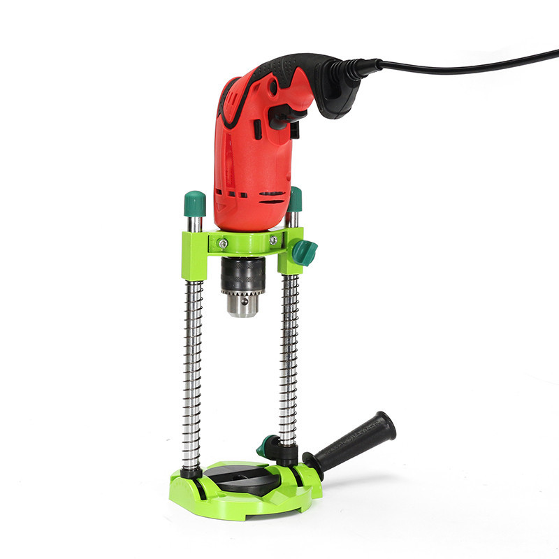 Adjustable Angle Drill Jig Holder Guide Stand Drill Positioning Bracket For Electric Drill