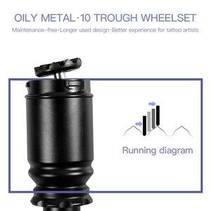Image 3 - החדש רוטרי קעקוע עט חזק מנוע אספקת גבוהה באיכות מחסניות רירית הצללת ספקי