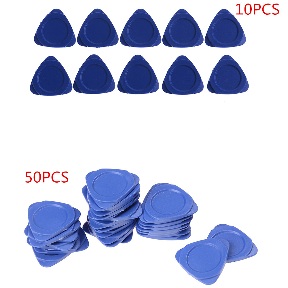 10/30Pcs/lot Triangle Plastic Pry Opening Tool Mobile Phone Repair Disassemble Shell Hand Tool
