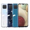 Fall Schutzhülle Samsun A12 Transparent Plain Sauber für Samsung Galaxy A12 EINE 12 12a 2021 A125F 6.5