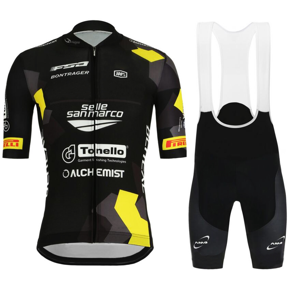 2020 laser cut Black SAN MARCO cycling JERSEY 12D bike <font><b>shorts</b></font> Ropa Ciclismo MENS summer quick dry tenue <font><b>velo</b></font> pro homme Jersey image
