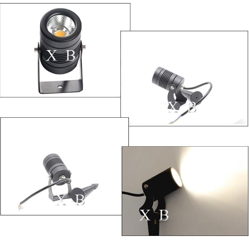 Ponto de luz led para iluminação de