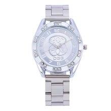 reloj mujer 2019 New Fashion Quartz Watch Luxury Brand Bear Women Watch