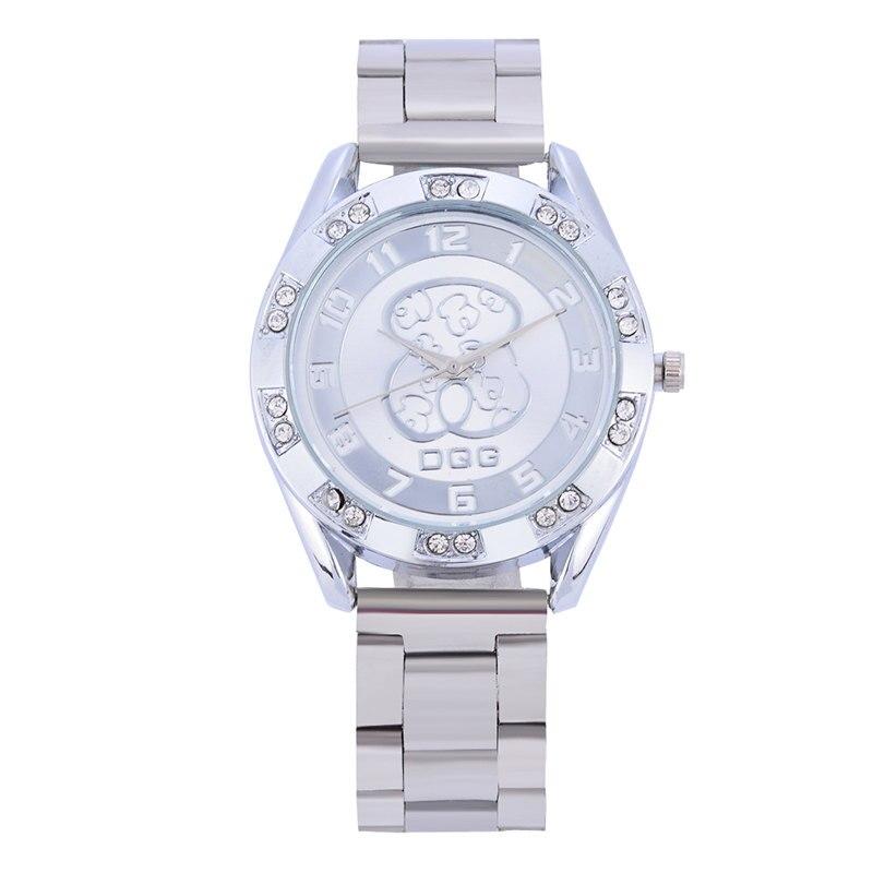 reloj mujer 2019 New Fashion Quartz Watch Luxury Brand Bear Women Watch Casual Dress Watch Gift Clock Hot Sale Relogio Feminino