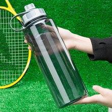 Large Capacity 600ml/800ml Tritan Plastic Sport Water Bottles BPA Free Portable Outdoor Travel Crystal Drink Bottle Custom Logo