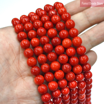 Smooth Red Jasper Chalcedony Natural Stone Round Beads Loose Spacer Beads For Jewelry Making DIY Bracelet 15 Strand 6/8/10/12mm wholesale faceted green chalcedony jades stone beads round loose spacer bead for jewelry making diy bracelet 15 4 6 8 10 12mm