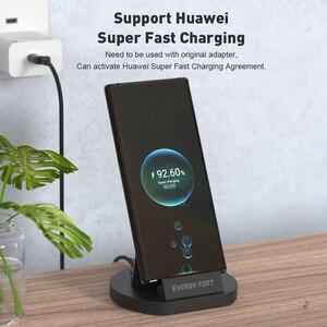 Image 3 - SIKAI 11th Gen 5A chargeur Super rapide support de Charge magnétique câble USB pour Huawei Mate 40 Pro aimant chargeur rapide