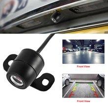 2020 New Super 170 Degree Hd Camera Cmos Car Rear / Front / Side View Reversing Camera Waterproof Car Rear Hd Back Pull Camera