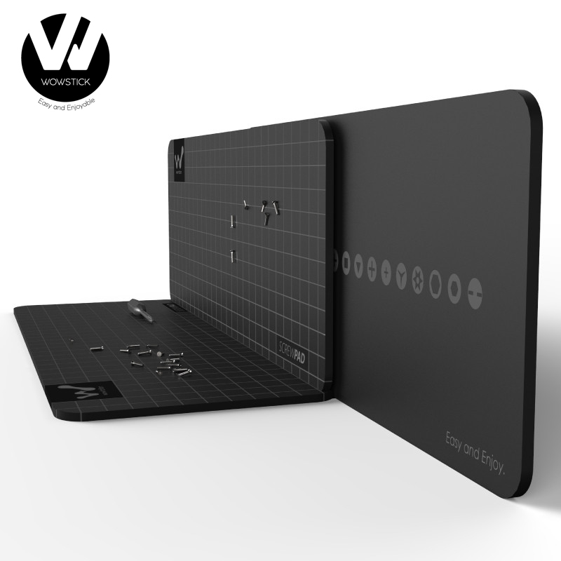 Youpin Wowstick Wowpad Magnetic Screwpad Screw Postion Memory Plate Mat For Kit ,1FS Electric